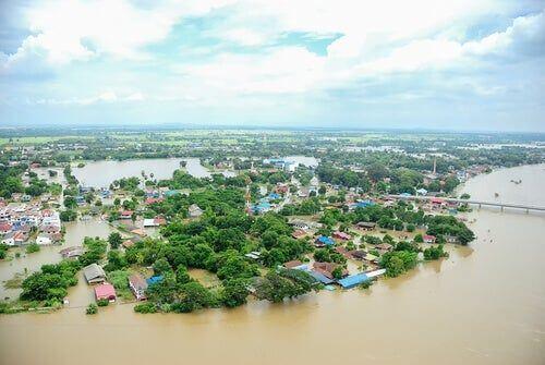 Katastrofa - powódź