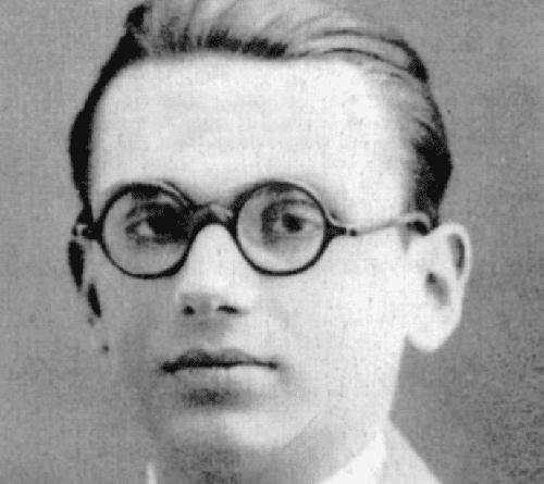 """Kurt Gödel, biografia """"Pana Dlaczego"""""""