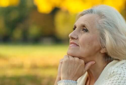 Uczucie rozpaczy zanika wraz z wiekiem