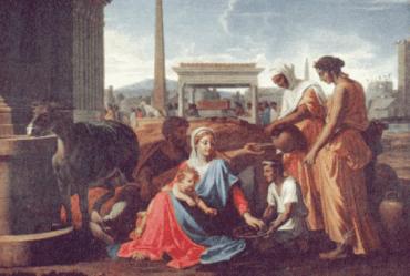 Orfeusz i Eurydyka, mit o miłości