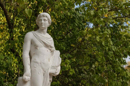 Posąg Orfeusza
