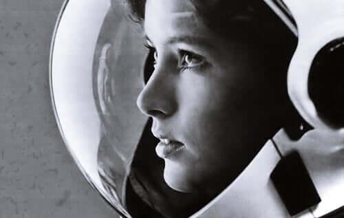 Kobieta - kosmonautka