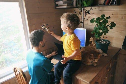 Dziecko a praca