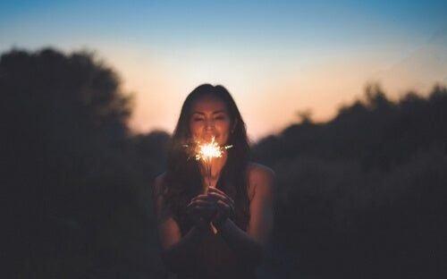 Kobieta i zimne ognie