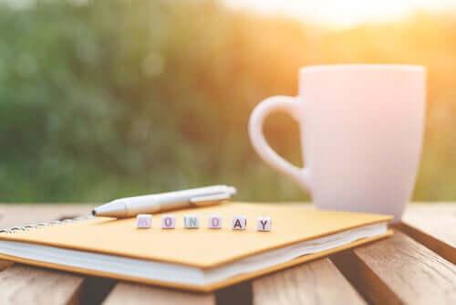 Książka i kawa