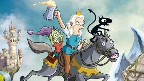 Rozczarowani: Matt Groening i średniowieczna satyra