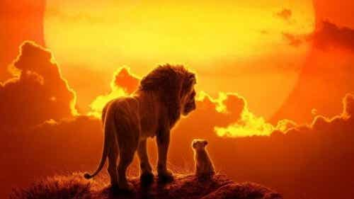 Król Lew: próbując obudzić nostalgię