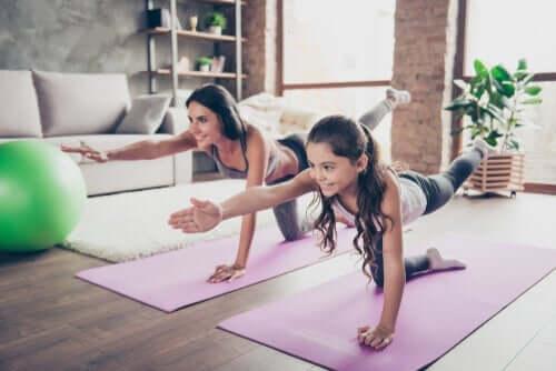 Wirtualne ćwiczenia dla dzieci i korzyści z nich płynące