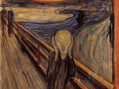 Edvard Munch: obrazy o miłości i śmierci