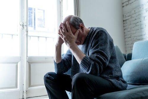 Odosobnienie, a wcześniej istniejące problemy psychiczne