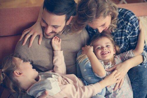 Rola rodziców podczas odosobnienia