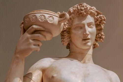 Dionizos: szczęśliwy i śmiertelny bóg