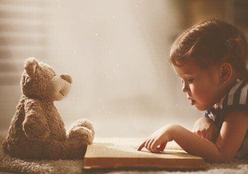 Czytanie jako źródło przetwarzania emocji u dzieci