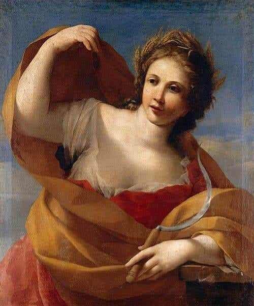 Demeter, złotowłosa bogini ze starożytności