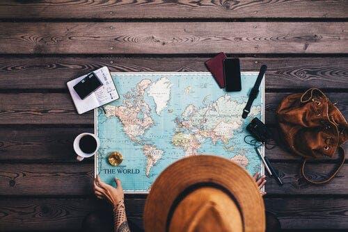 Długa podróż: kiedy wyjazd staje się ucieczka