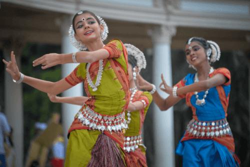 Hinduski taniec