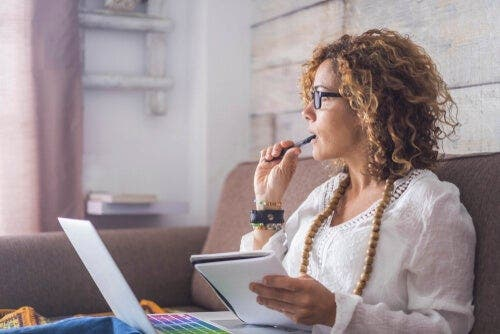 Czy spędzasz więcej czasu robiąc niż będąc?