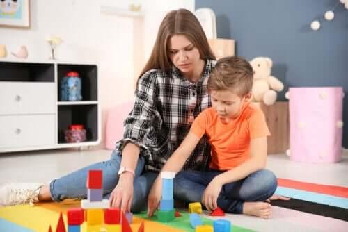 Psychologiczne leczenie autyzmu