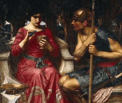 Mit o Medei, zakochanej czarodziejce