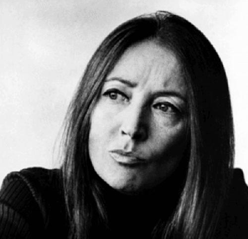 Oriana Fallaci - świadek wielu kluczowych wydarzeń