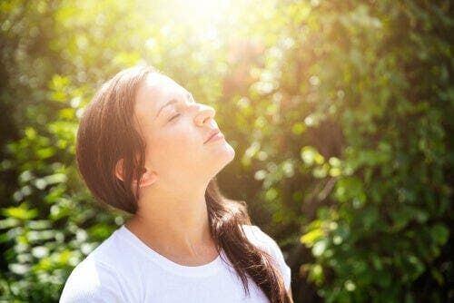 Radość z życia to efekt stawiania samego siebie na pierwszym miejscu