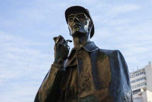 Pomnik Sherlocka Holmesa