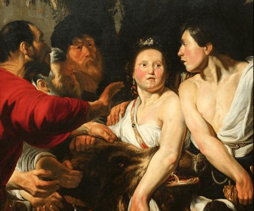 Atalanta - mit o pięknej myśliwej