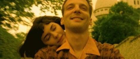 Kadr z filmu Amelia