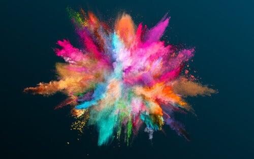 Kolorowy wybuch