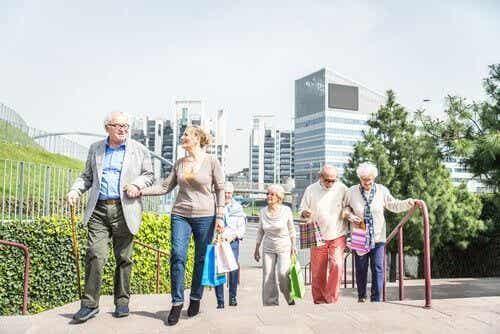Miasta age friendly, zaprojektowane z myślą o dobrym życiu