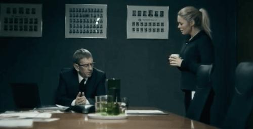 Scena z The Valhalla Murders