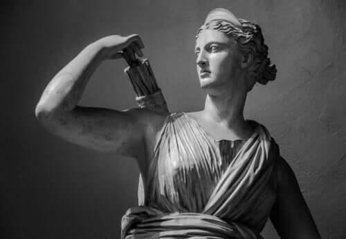 Mit o Artemidzie, bogini natury i wielkiej łowczyni