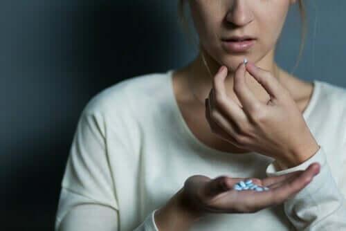 Stosowanie i nadużywanie leków przeciwlękowych