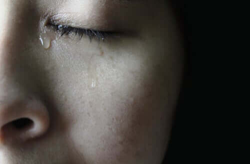 Niektórzy przeżywają rozstanie bardziej niż inni.