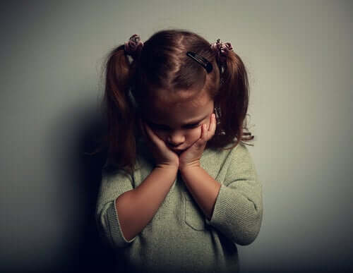 Zaniedbane dziecko