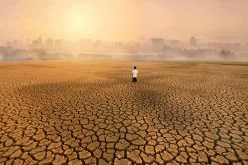Ekoniepokój - strach przed zmianą klimatyczną
