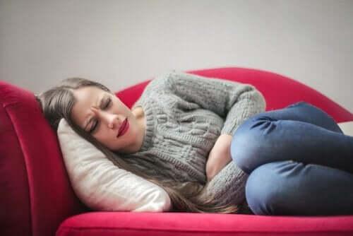 Bolesna menstruacja