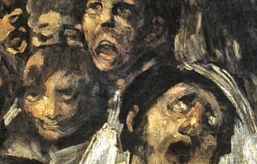 Czarne obrazy Goi i ich psychologia