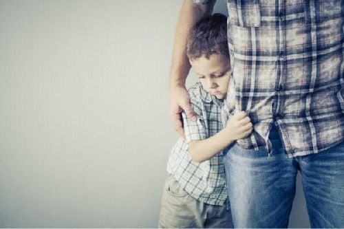 Jak postępować, gdy Twoje dziecko się boi?
