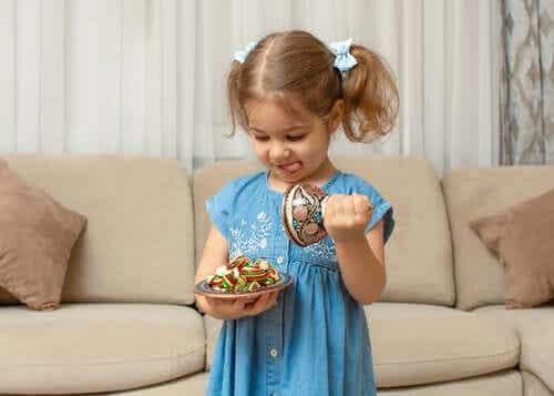 Fruit Snack Challenge: wyrobienie samokontroli u dziecka