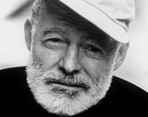 Cytaty Ernesta Hemingwaya