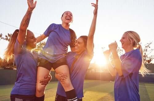 Kobiety w sporcie, czyli szklany sufit