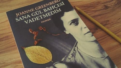 Książka Joanne Greenberg