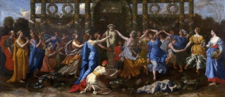 Hymeneusz - mityczny grecki bóg małżeństwa