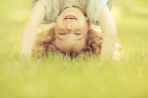 Szczęśliwe dziecko