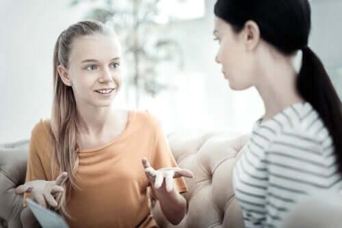 Terapia nastolatki