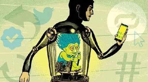Trolle internetowe i ich agresja