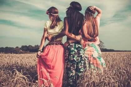 Trzy przyjaciółki