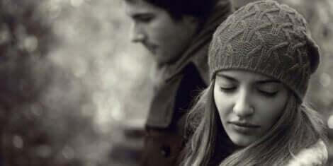 Dlaczego kochająca się para się rozstaje?