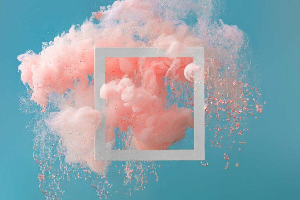 Okno w chmurach